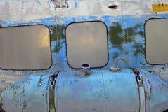 Старый советский вертолет Mi-2 Стоковое Изображение RF