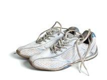 старый спорт ботинок Стоковое фото RF