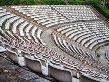 старый стадион стоковое изображение