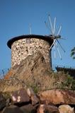 Старый стан ветра Стоковая Фотография RF