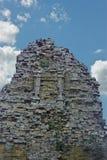 Старый старый замок. Стоковое Изображение RF