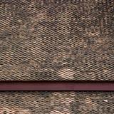 Старый стиль крыши плитки тайский Стоковые Фото