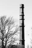 Старый стог дыма Стоковая Фотография