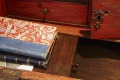 Старый стол Стоковое фото RF