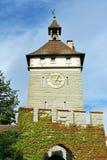 Старый строб города на Konstanz Стоковая Фотография RF