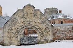 Старый строб городка Теодора Стоковая Фотография RF