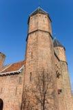 Старый строб Kamperbinnenpoort города в Амерсфорте Стоковые Фото