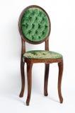 Старый стул стоковая фотография