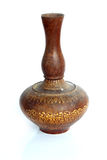 Старый тайский кувшин воды Стоковое фото RF