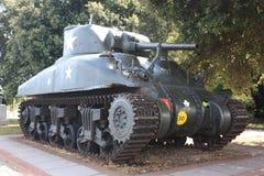 Старый танк Стоковые Изображения RF