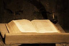 Старый текст Стоковые Изображения