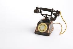 старый телефон стоковое изображение