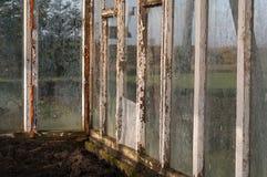 Старый теплый дом Стоковое фото RF