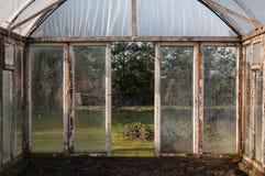 Старый теплый дом Стоковое Фото
