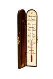 старый термометр Стоковые Фото