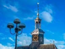 Старый топить здания запаса башни стоковые изображения rf