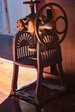 Старый точильщик стоковое изображение