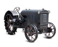 старый трактор Стоковое фото RF
