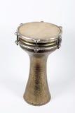 Старый турецкий барабанчик стоковое фото rf