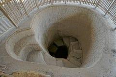 Старый тягчайший вход в Колумбию стоковое изображение