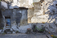 Старый угол Hoi старый городок Стоковое фото RF