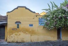 Старый угол Hoi старый городок Стоковое Фото