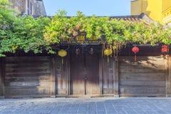 Старый угол Hoi старый городок Стоковое Изображение