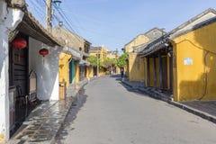 Старый угол Hoi старый городок Стоковые Изображения RF
