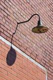старый уличный свет стоковое фото rf