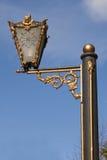 старый уличный свет Стоковые Фотографии RF