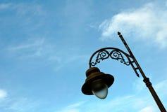 Старый уличный фонарь Стоковое Фото