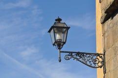 Старый уличный фонарь Стоковые Фото