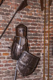 старый факел Стоковые Фотографии RF