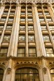 Старый фасад универмага, Питтсбург Стоковое Изображение RF