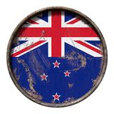 Старый флаг Новой Зеландии бесплатная иллюстрация