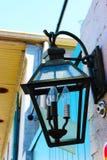 Старый фонарик в Новом Орлеане Стоковые Фотографии RF