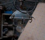 Старый фонарик Стоковая Фотография