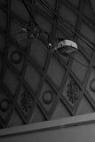 Старый фонарик Стоковое Изображение RF