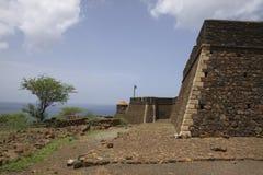 Старый форт Стоковые Изображения RF