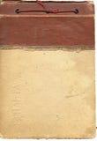 Старый фотоальбом Стоковое Изображение RF