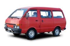 старый фургон Стоковое Изображение