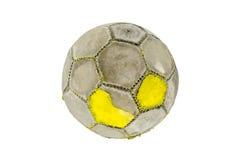 Старый футбол Стоковое Изображение