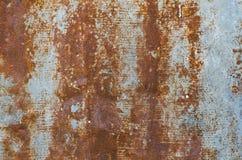 Старый цинк. Стоковые Фотографии RF