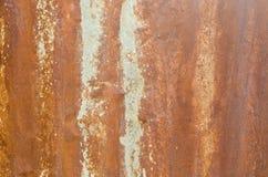 Старый цинк. Стоковые Фото