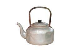 Старый чайник Стоковое фото RF