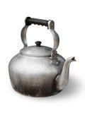 Старый чайник стоковые изображения