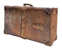 Старый чемодан стоковое изображение