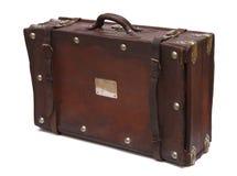 старый чемодан Стоковые Изображения