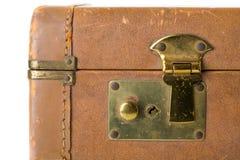 старый чемодан Стоковое Фото