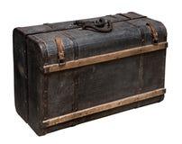 старый чемодан Стоковая Фотография